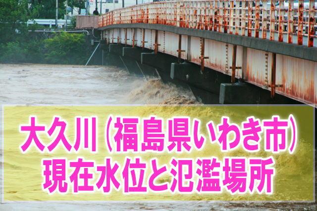 市 水位 福島 河川